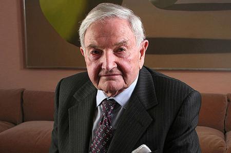 Миллиардер Дэвид Рокфеллер скончался в возрасте 101 года