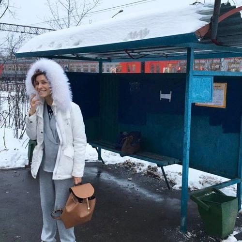 Елена Подкаминская провоцирует разговоры о беременности