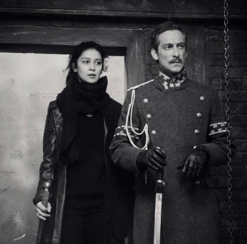 Равшана Куркова работает с бывшем мужем уже в третьем за год проекте