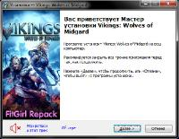 Vikings - Wolves of Midgard (2017|RUS|ENG|MULTI)  RePack от FitGirl