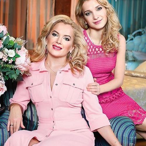 Дочь Порошиной и Куценко переехала к бойфренду