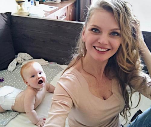 Елена Кулецкая подумывает о втором ребенке