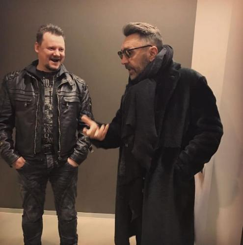 Лидер группы КняZz Андрей Князев решил идти по стопам Шнура