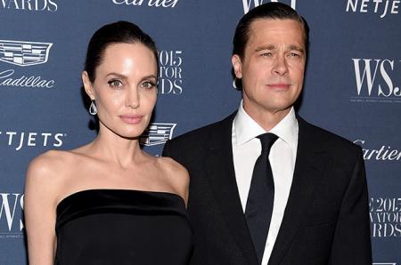 Брэд Питт намерен помириться с Анджелиной Джоли ради детей