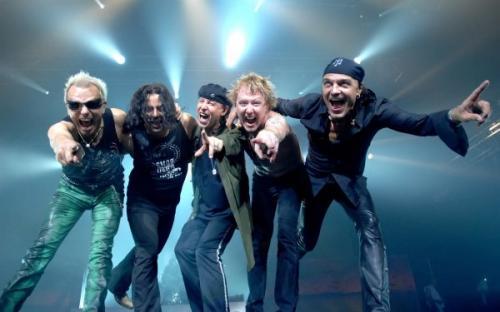 Рок-группа «Scorpions» приедет с концертом в Екатеринбург