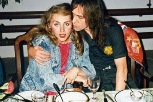 Николай и Марина в молодости