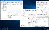 Windows 10 Enterprise 1703 15063.14 rs2 LIM by Lopatkin (x86-x64) (2017) [Rus]