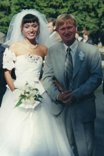 Андрей и Эльвира поженились спустя шесть лет после первой встречи