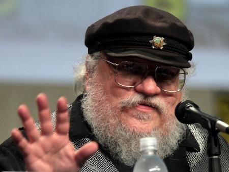 Автор «Игры престолов» приедет в Россию