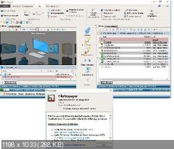 FileVoyager 17.4.7.0 - менеджер файлов