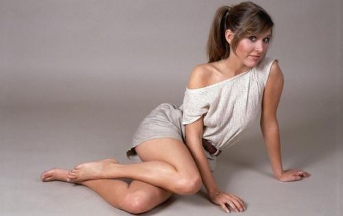 Кэрри Фишер появится в «Звездных войнах 9»