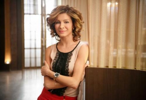 Елена Подкаминская отпраздновала свое 38-летее в Париже