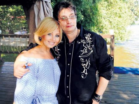 Ирина Климова: с Домогаровым я прошла несколько сложных этапов