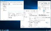 Windows 10 Pro 1703 15063.138 rs2 PIP by Lopatkin (x86-x64) (2017) [Rus]