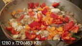 Дженнаро Контальдо - Тушеный цыплёнок  / Jamie Oliver's Food Tube  (2014) HDTVRip