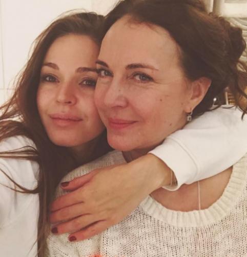 Татьяна Лютаева прокомментировала беременность дочери