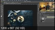 25 скрытых фишек в Photoshop. Секретные операции и функции (2017) HDRip