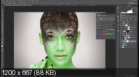 Маски слоев в Photoshop. Знакомство с масками (2017)