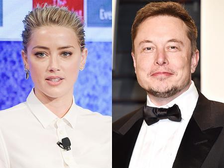 СМИ: Эмбер Херд планирует выйти замуж за миллиардера Элона Маска