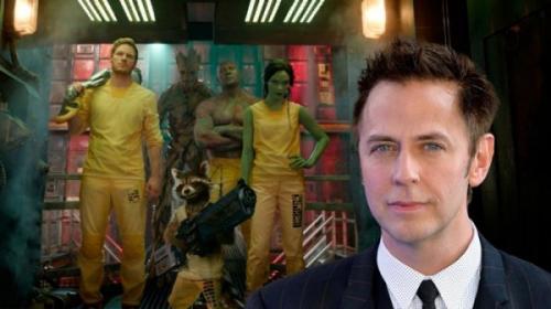 Режиссер Джеймс Ганн решил снять третью часть «Стражей галактики»