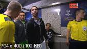 Лига Чемпионов 2016-2017 1/4 финала / Ответный матч / Реал Мадрид (Мадрид, Испания) - Бавария (Мюнхен, Германия) / (18.04.2017) HDRip