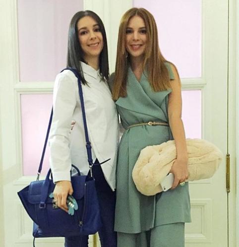 Наталья Подольская сбежала с сестрой в Европу