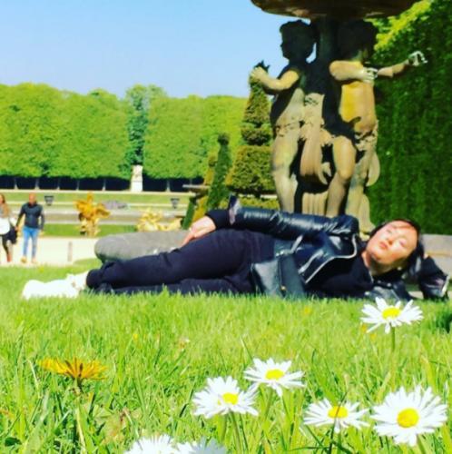 Лариса Гузеева устала от отдыха в Париже