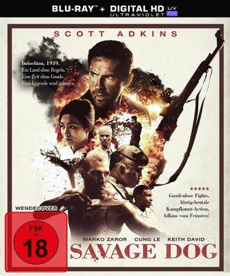 Дикий пёс / Savage Dog (2017) 1080p
