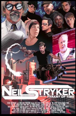 Нейл Страйкер и тиран времени