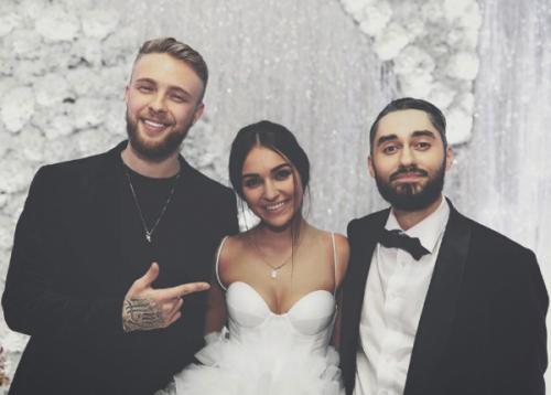 Егор Крид взбудоражил поклонников фотографией со свадьбы