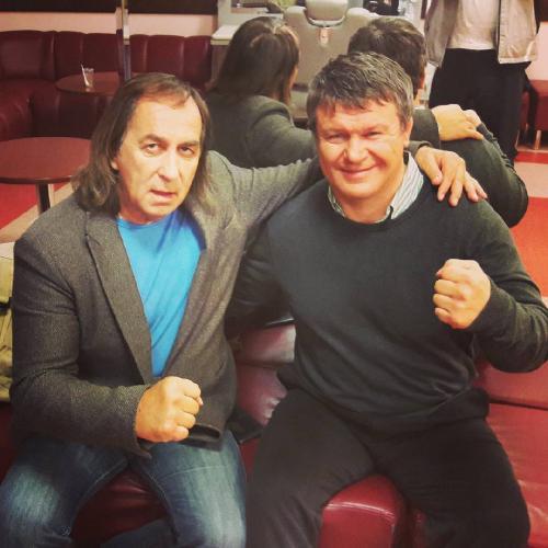 Каскадер Александр Иншаков возмущен обысками у себя дома