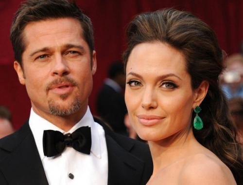 Друзья Брэда Питта рассказали, что Анджелина Джоли - колдунья