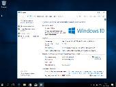 Windows 10 Pro (v1703 15063.250) by wayper101 04.2017 (x86) (2017) [Rus]
