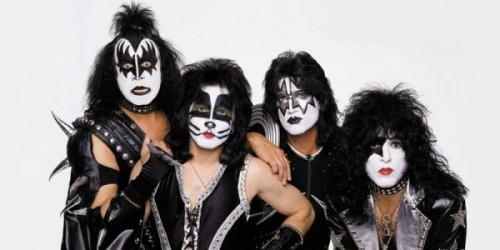 В Москве группа Kiss выступит с концертом 1 мая