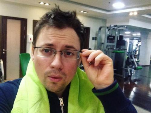 Андрей Гайдулян показал, как отдыхает без жены