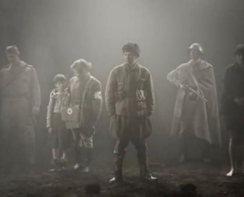 Звезды российского рока сняли клип на песню «Темная ночь»