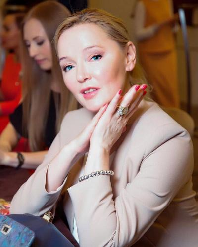 Лариса Вербицкая избегает откровенных разговоров с наследницей
