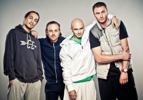 Группа «Каста» представит поклонникам новый рэп-альбом «Четырехглавый орет»
