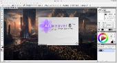 Artweaver Free 6.0.2 (x86-x64) (2017) [Multi/Rus]