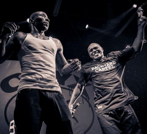 Члены рэп-группы Onyx объяснили решение выступить в Крыму