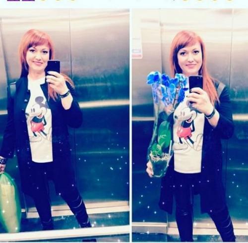 Ольга Картункова впервые показала свою 18-летнюю дочь