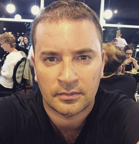 Леонид Закошанский попал в аварию на мотоцикле
