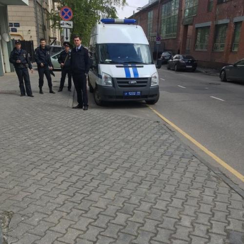Рэпер Птаха снова задержан в Москве