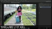 Как усилить цвет на фотографии в Фотошопе (2017) HDRip
