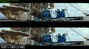 Великая стена 3D / The Great Wall 3D (Лицензия by Ash61) Вертикальная анаморфная стереопара