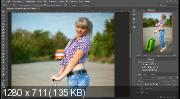 Обработка Travel-фотографий (2017) HDRip