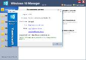Windows 10 Manager 2.1.4 Final RePack (& Portable) by D!akov (x86-x64) (2017) [Multi/Rus]