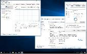 Windows 10 Pro 1607 14393.1613 rs1 PHOENIX 2x1 by Lopatkin (x86-x64) (2017) [Rus]