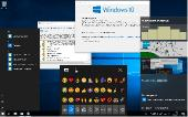 Windows 10 Pro 16273.1000 rs3 release PIP by Lopatkin (x86-x64) (2017) [Rus]