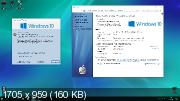 Windows 10 x86/x64 Pro & Enterprise LTSB 4in1 14393.1670 v.76.17 (RUS/2017)